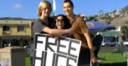 Free Hugs in Laguna CA